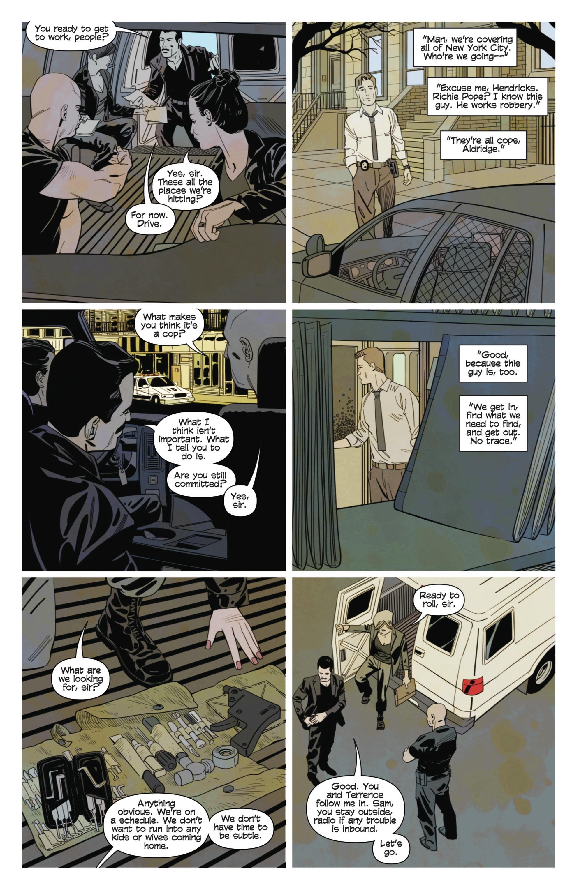 Read online Demonic comic -  Issue #3 - 8