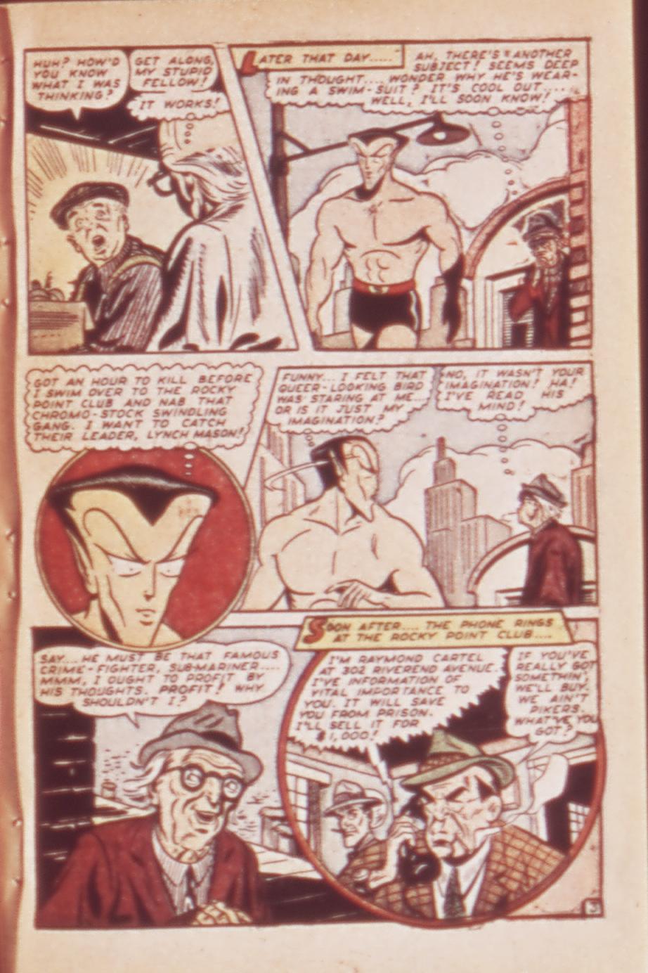 Sub-Mariner Comics Issue #19 #19 - English 5