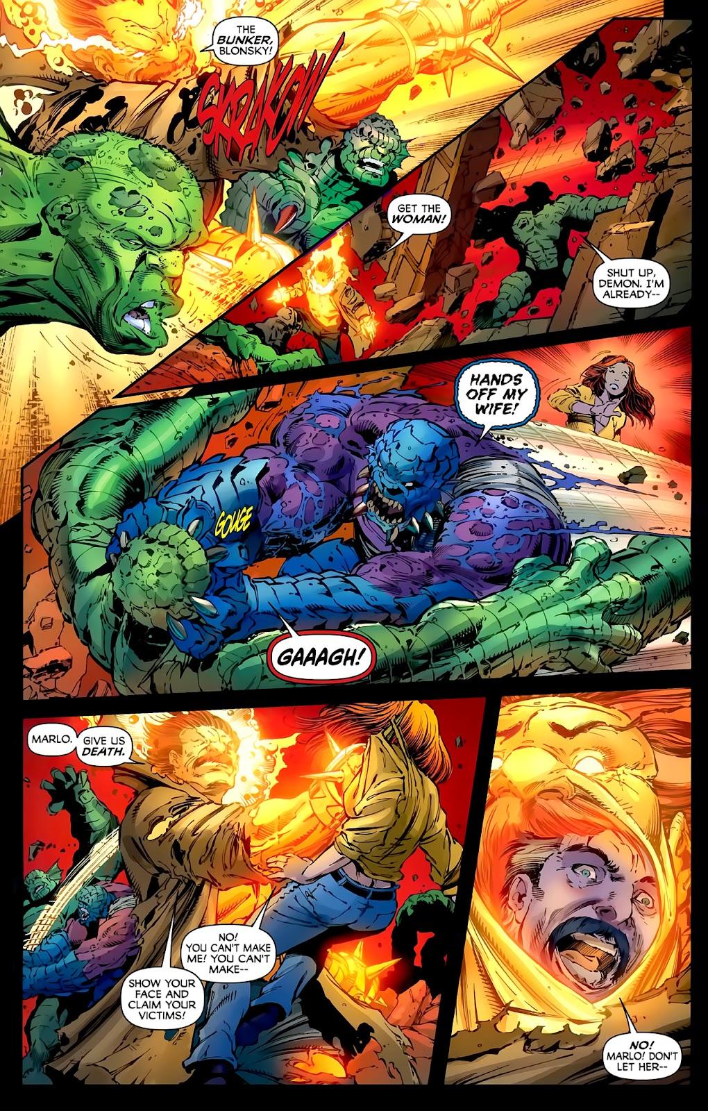 Incredible Hulks (2010) Issue #620 #10 - English 19