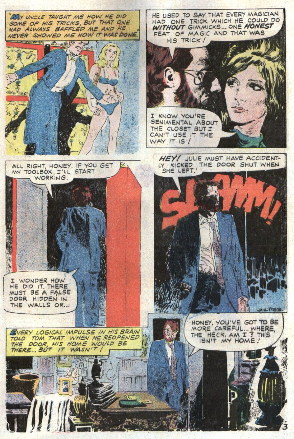Read online Scary Tales comic -  Issue #12 - 5