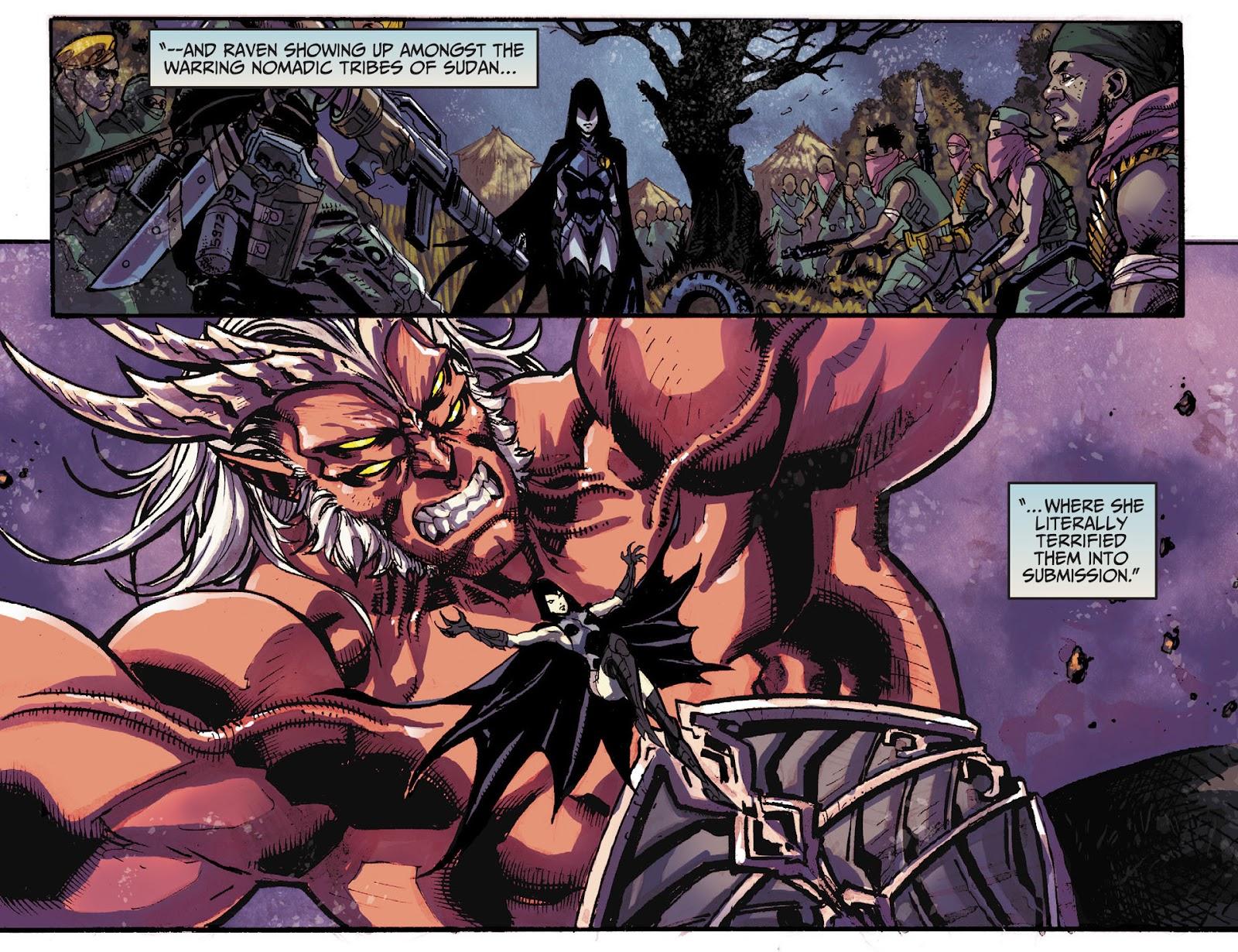 Injustice: Gods Among Us [I] Issue #18 #19 - English 10