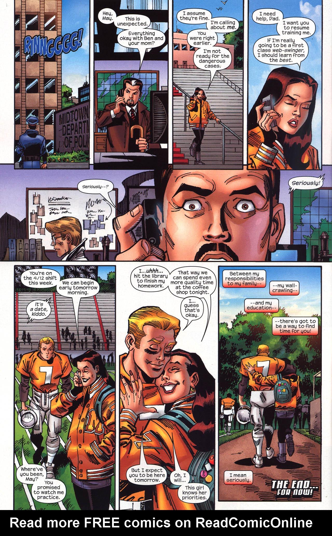 Amazing Spider-Girl #19 #12 - English 35