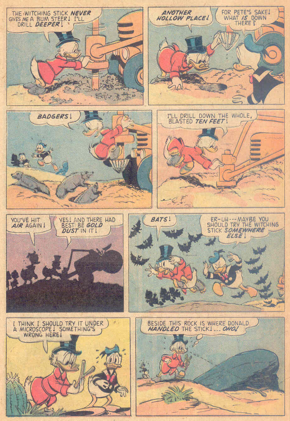 Uncle Scrooge (1953) Issue #138 #138 - English 32