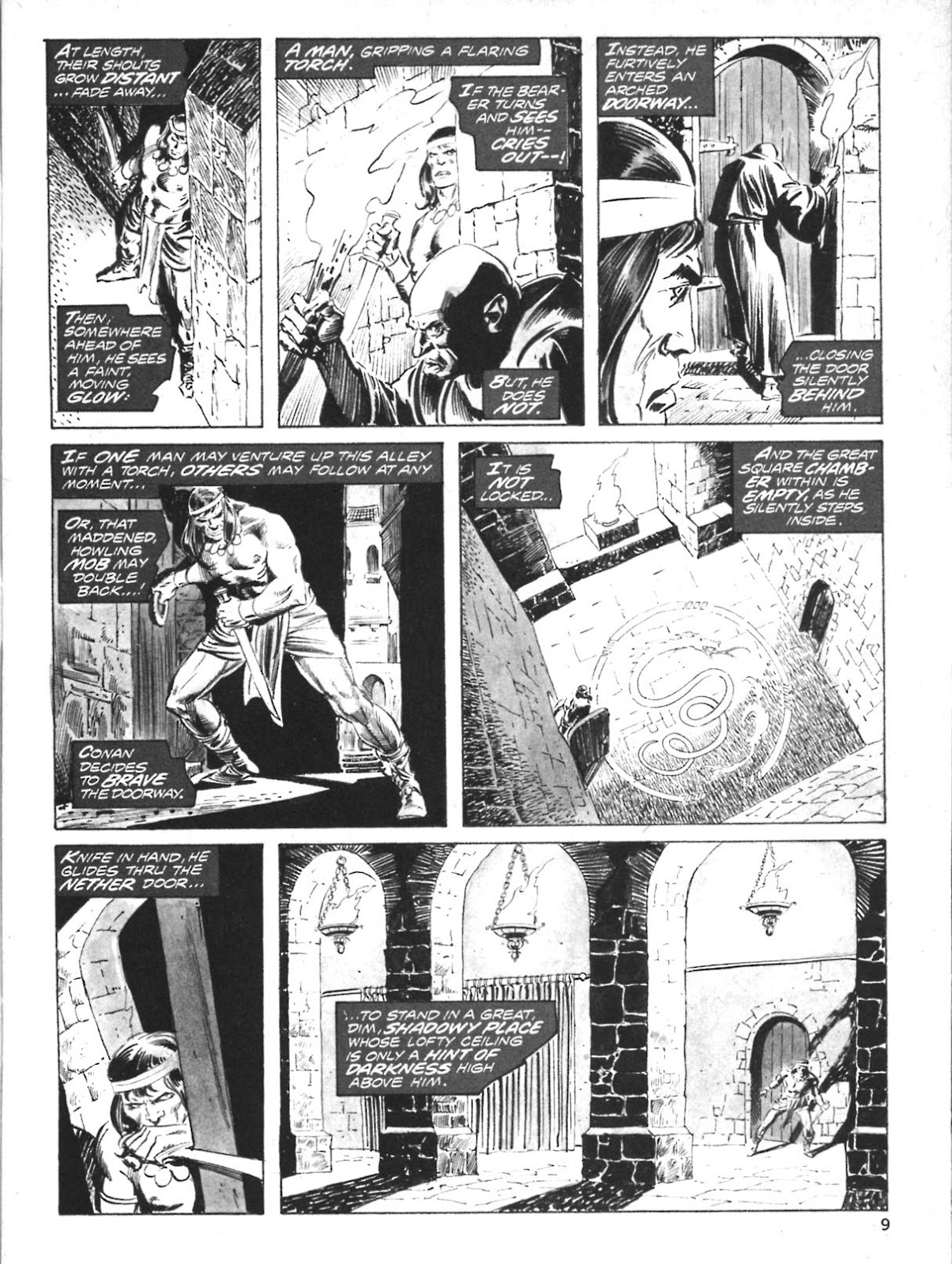 The Savage Sword Of Conan Issue #10 #11 - English 9