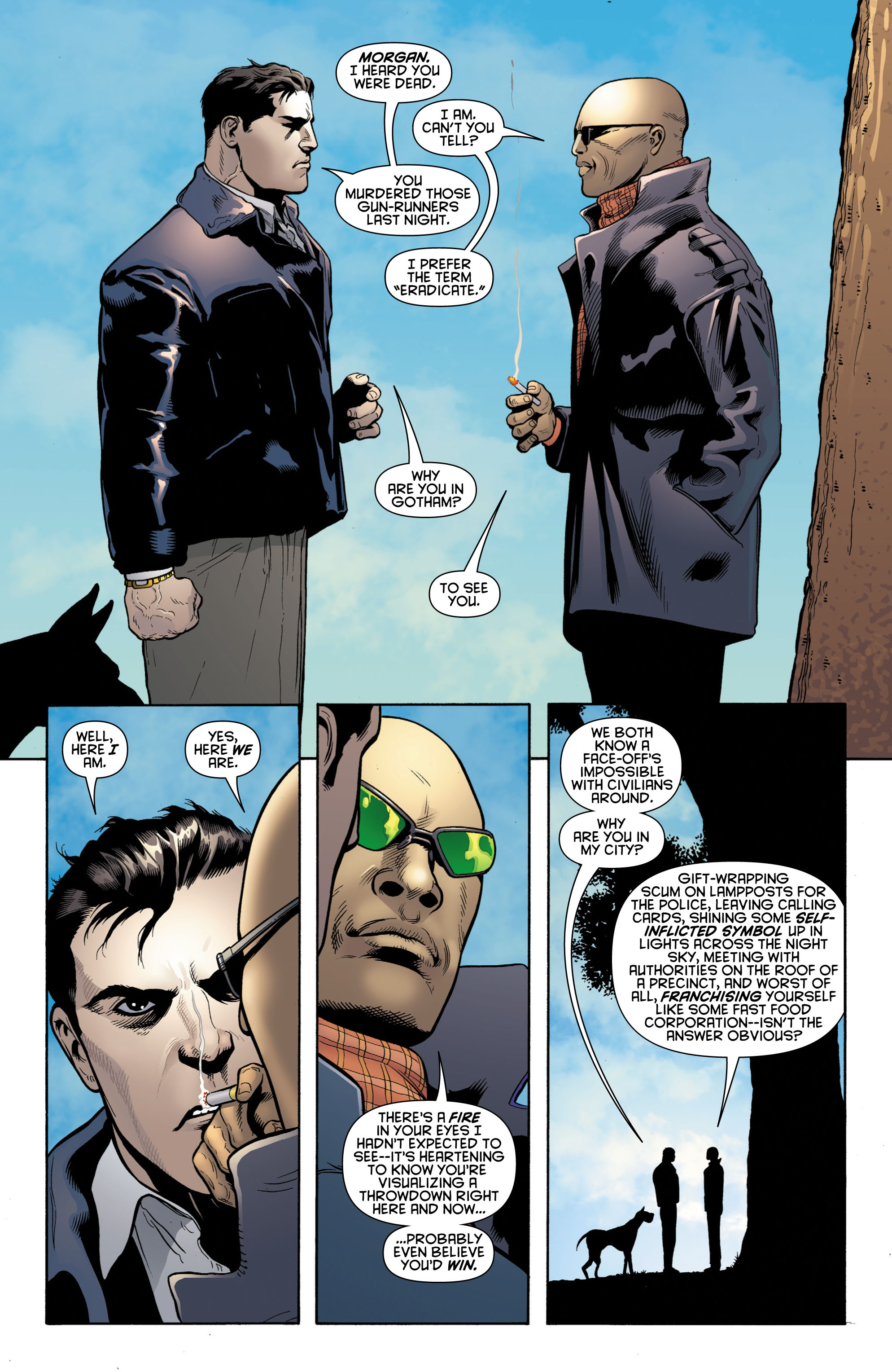 Batman and Robin (2011) chap 1 pic 44