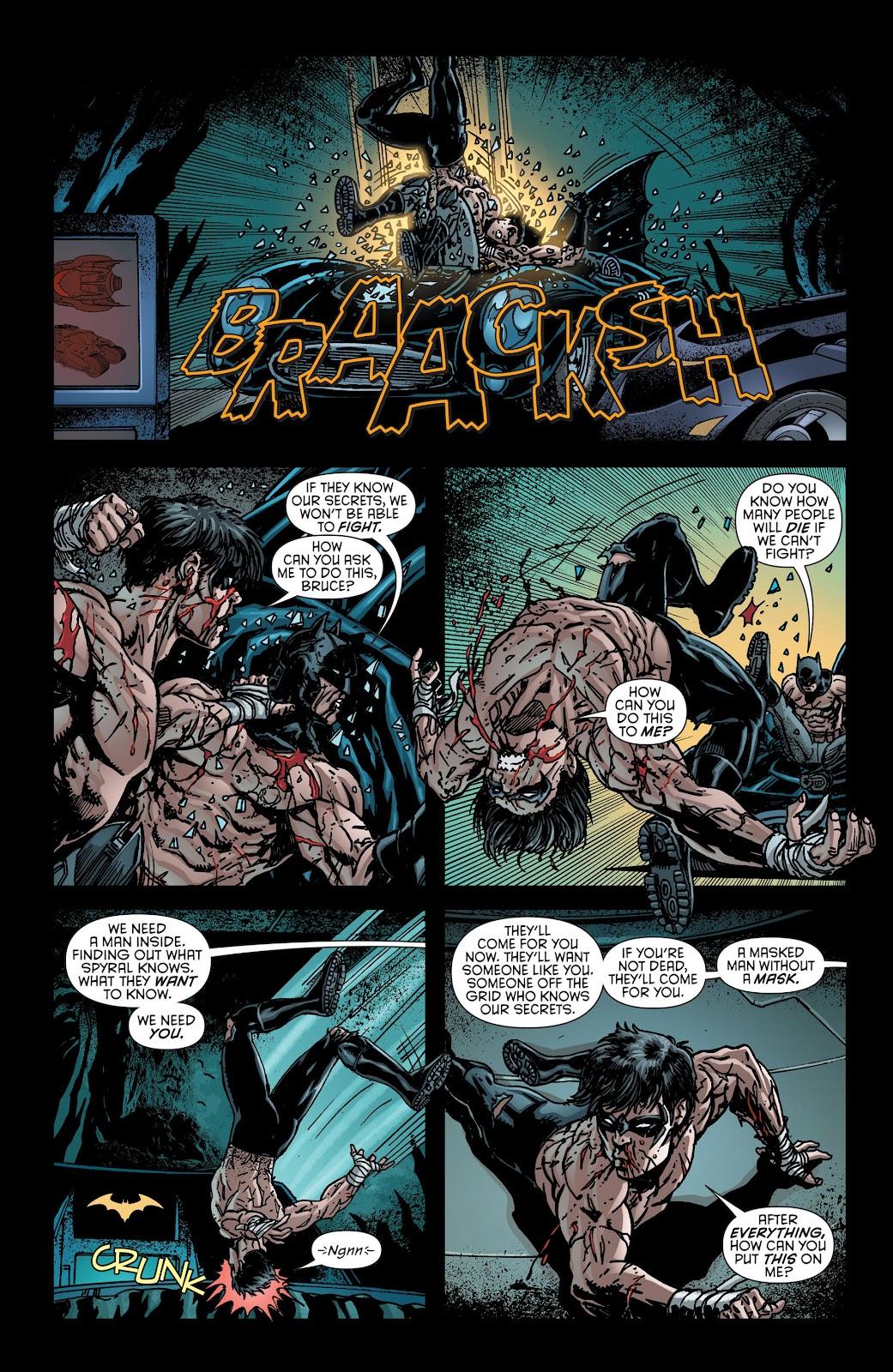 Nightwing (2011) Issue #30 #32 - English 19