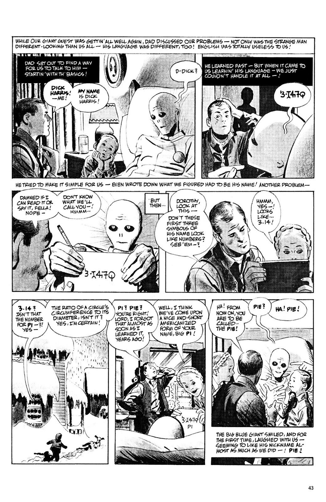 Creepy (2009) Issue #1 #1 - English 45