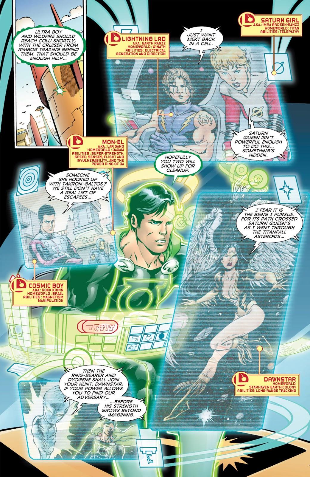 Legion of Super-Heroes (2010) Issue #13 #14 - English 16