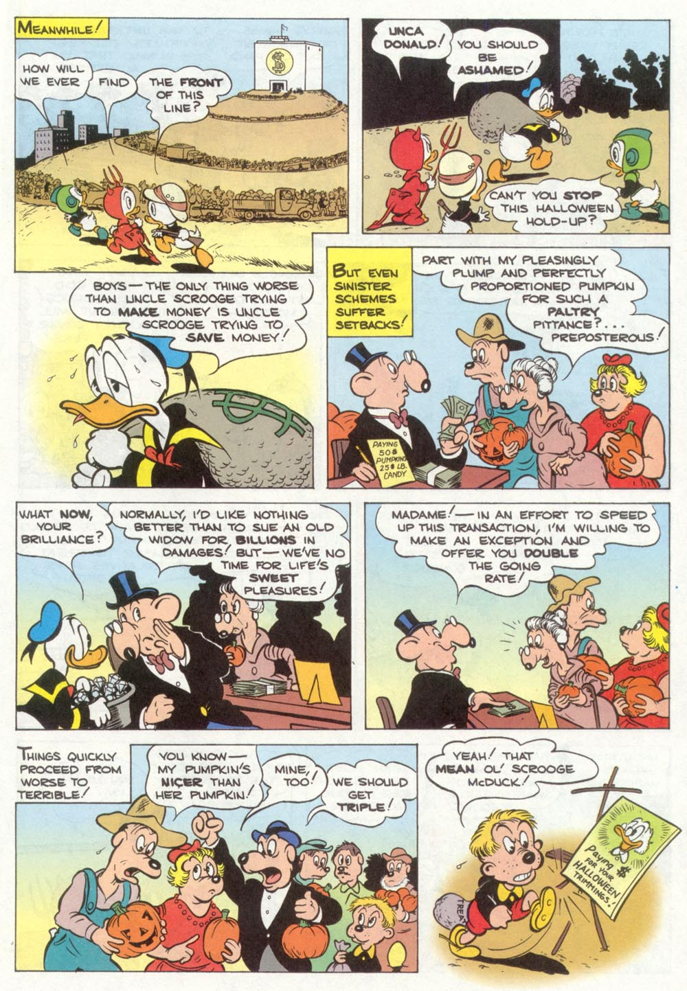 Walt Disney's Donald Duck Adventures (1987) Issue #35 #35 - English 15