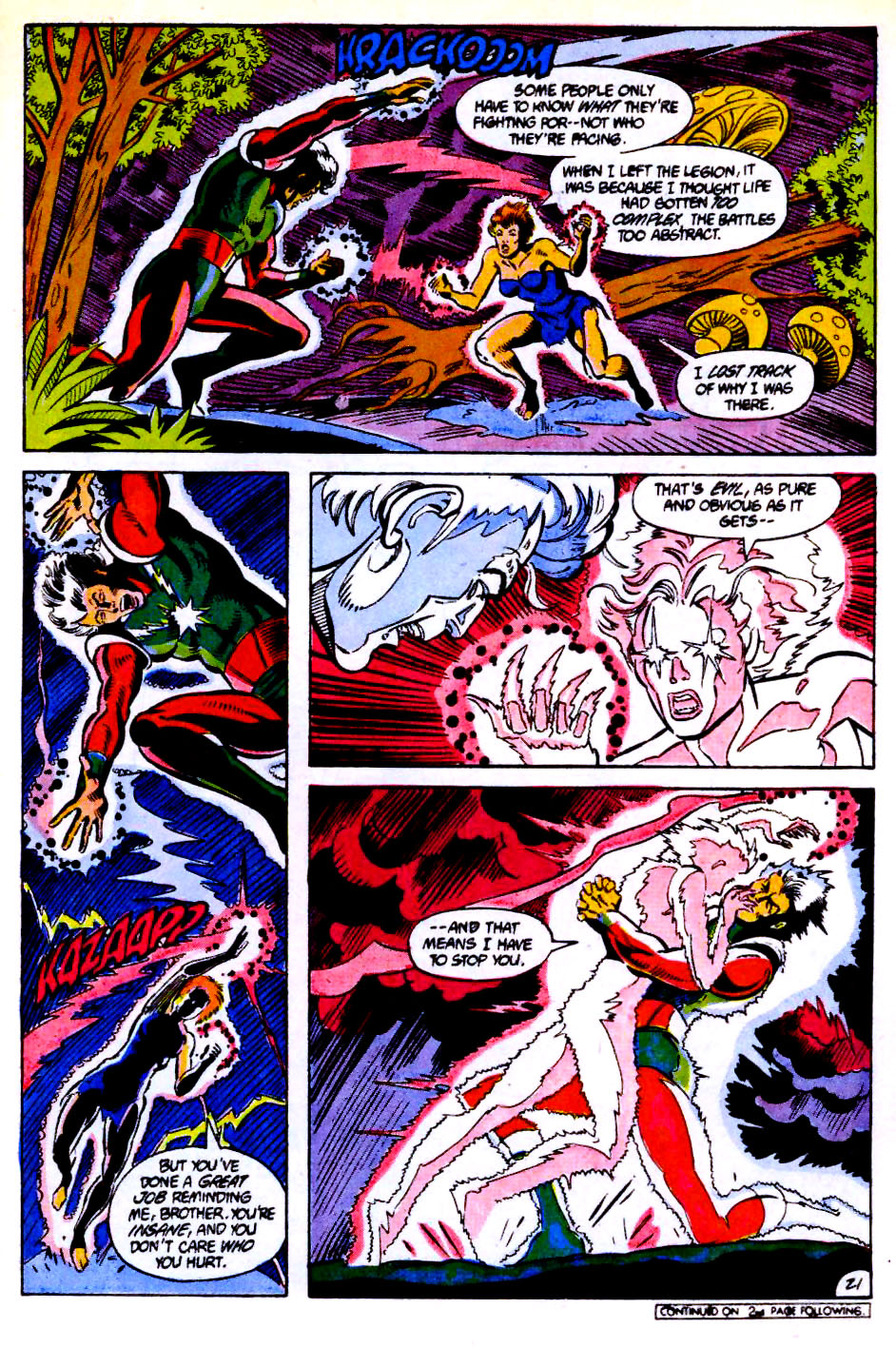 Tales of the Legion Issue #331 #18 - English 22