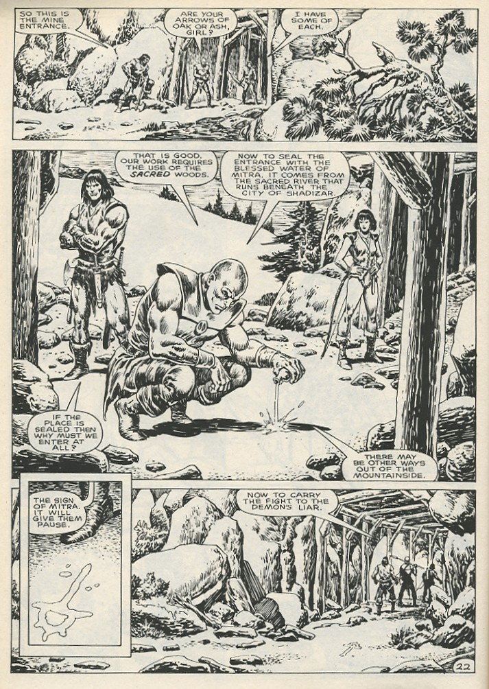 The Savage Sword Of Conan Issue #141 #142 - English 28
