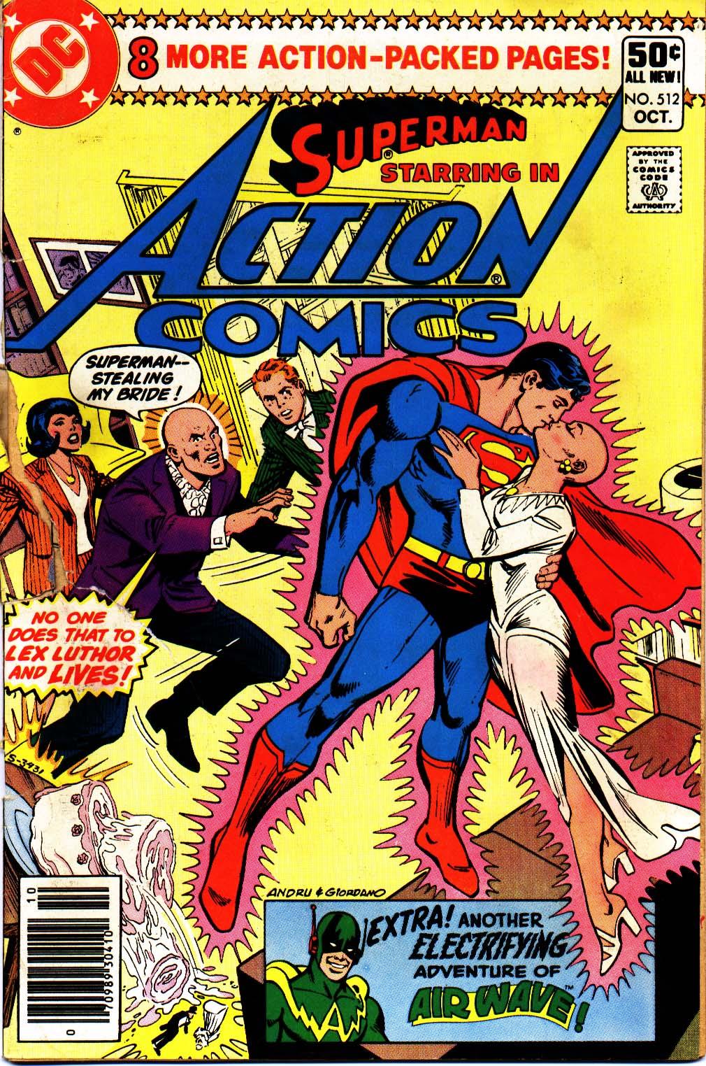 Action Comics (1938) 512 Page 1