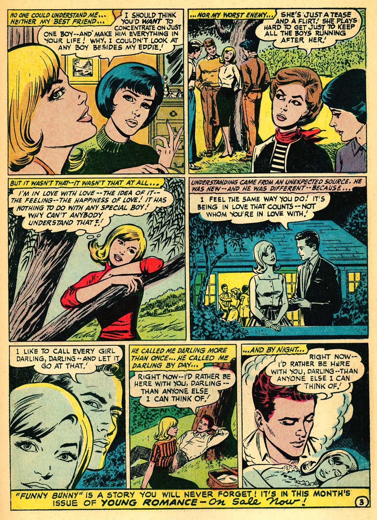 Read online Secret Hearts comic -  Issue #111 - 15