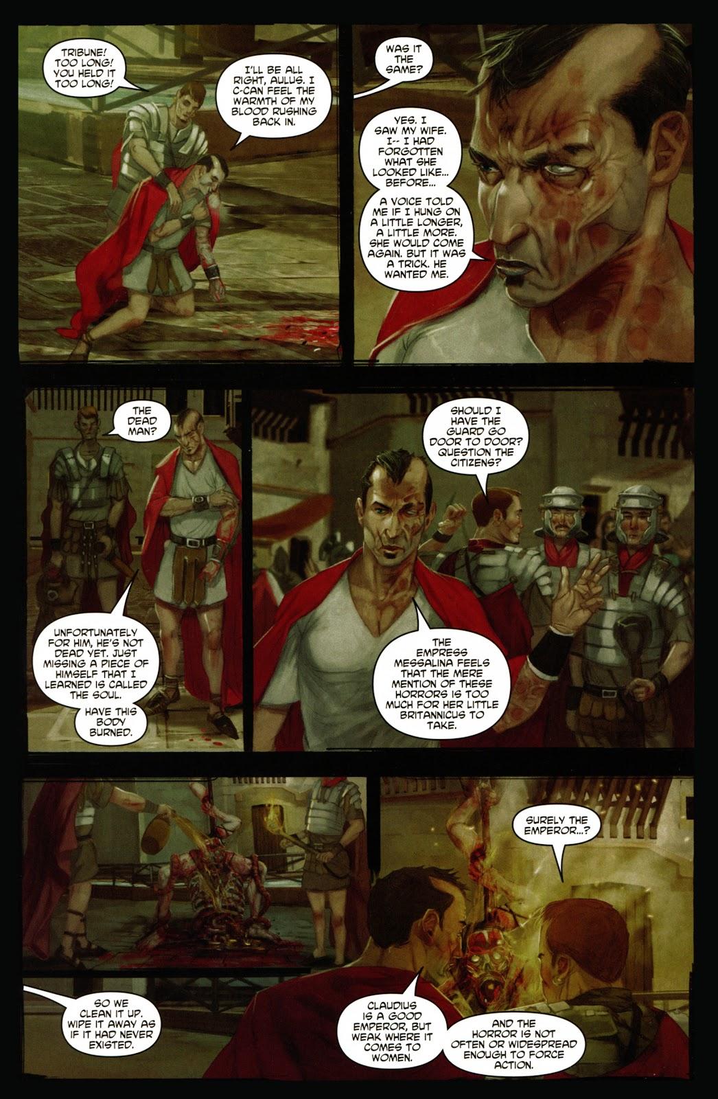 Caligula: Heart of Rome Issue #1 #1 - English 7