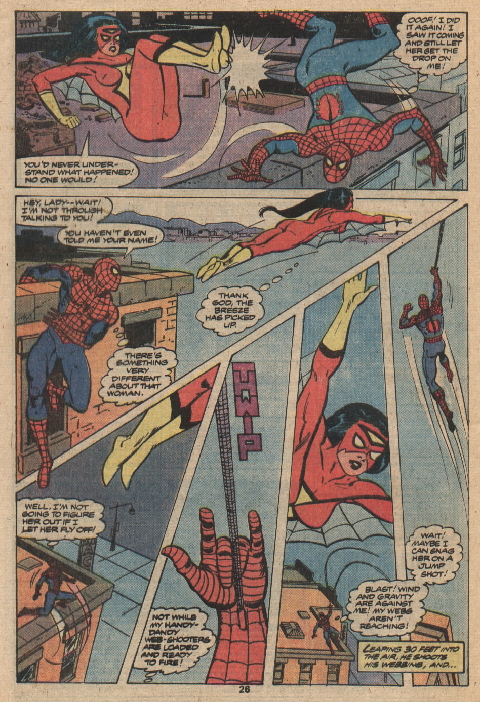 Spider-Woman (1978) Issue #20 #20 - English 16
