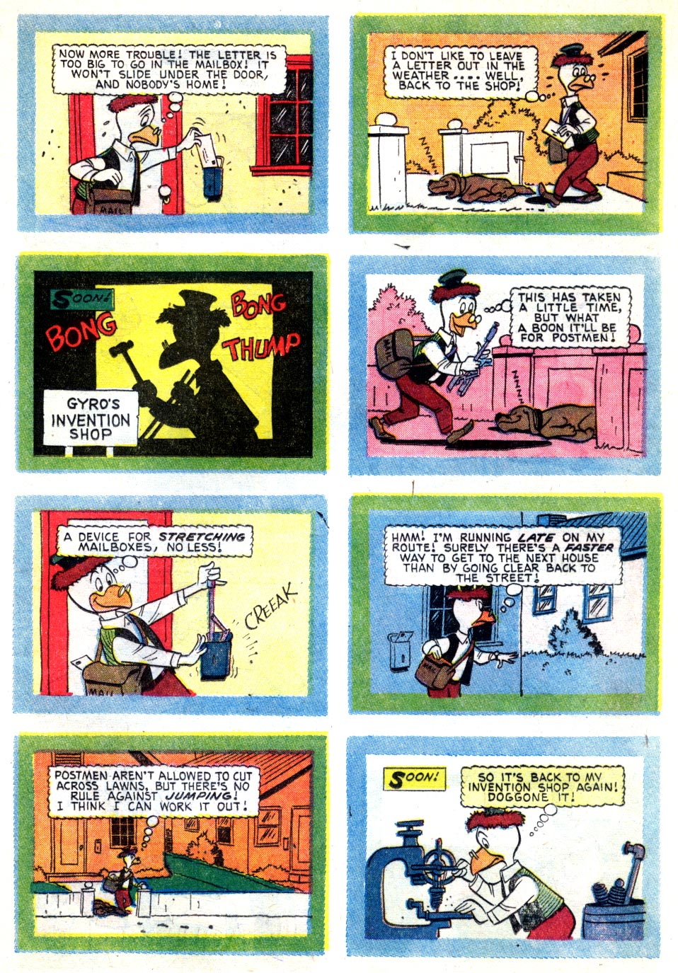 Uncle Scrooge (1953) Issue #40 #40 - English 24