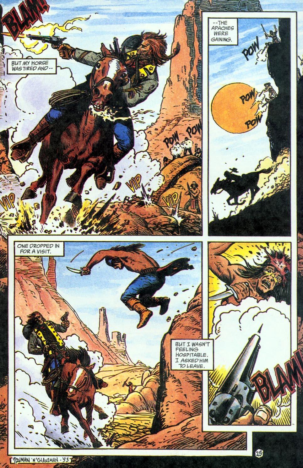 Jonah Hex: Two-Gun Mojo Issue #4 #4 - English 27