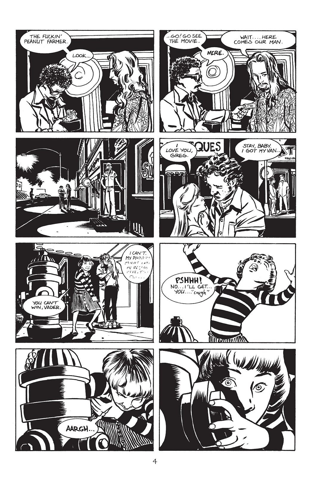 Stray Bullets Issue #2 #2 - English 6