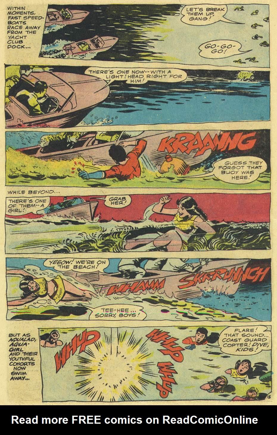 Aquaman (1962) Issue #33 #33 - English 20