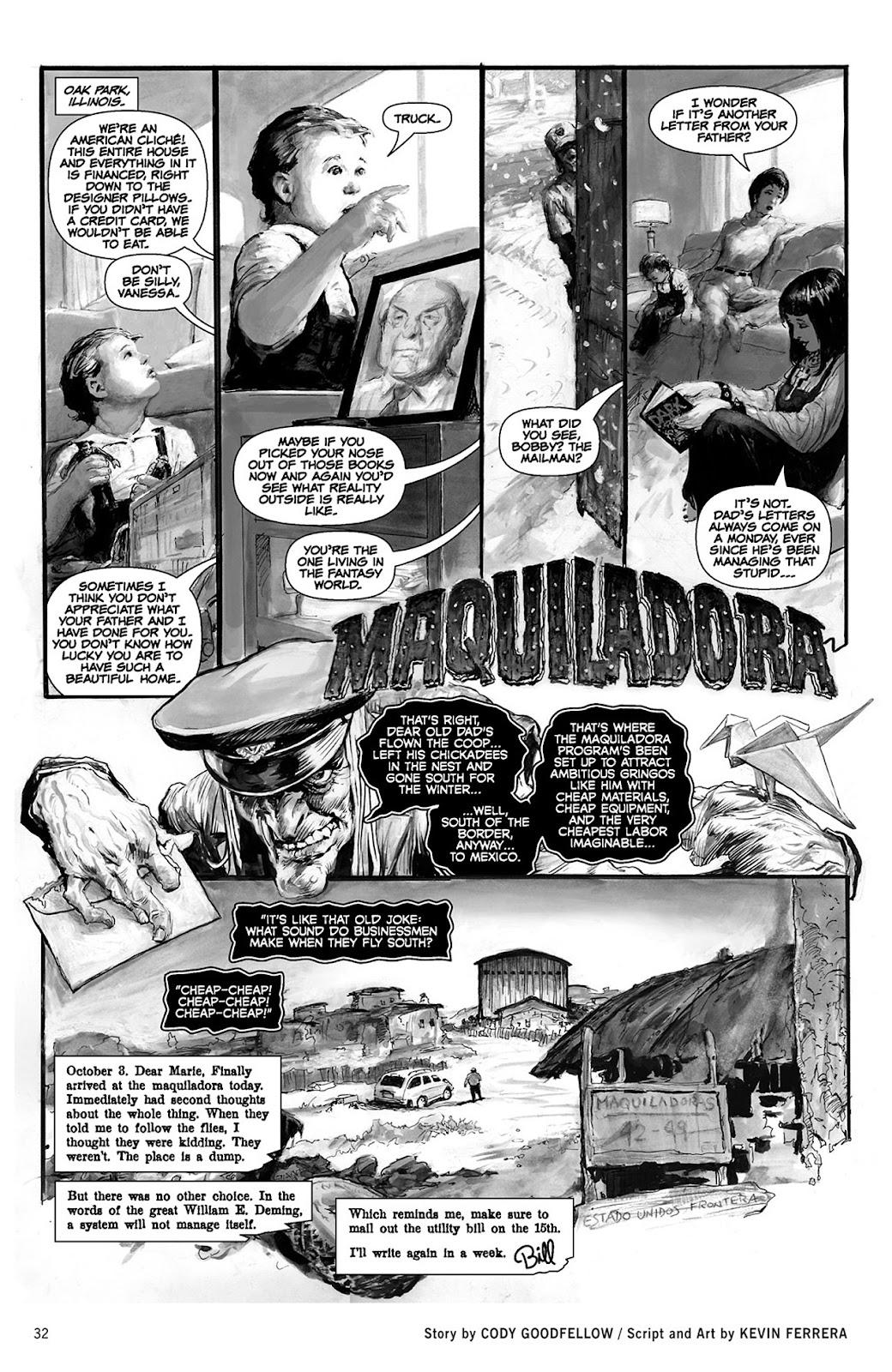 Creepy (2009) Issue #3 #3 - English 34