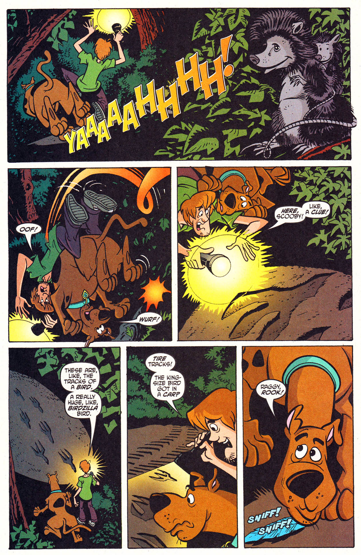 Read online Scooby-Doo (1997) comic -  Issue #111 - 22