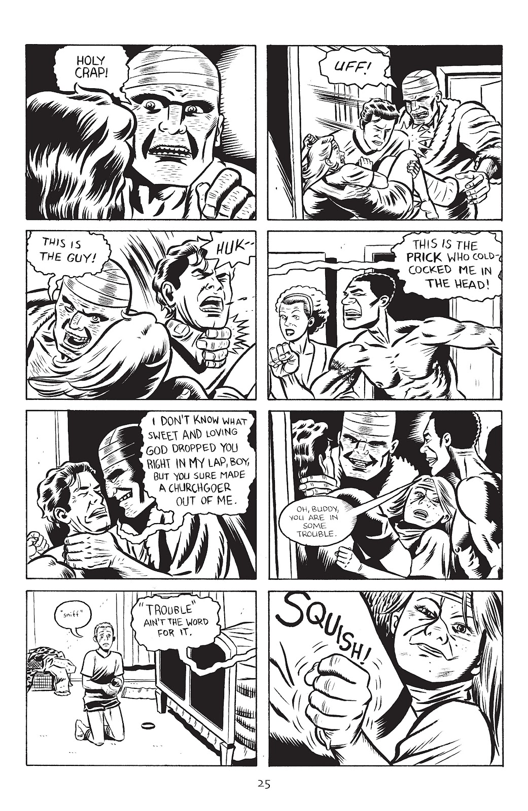 Stray Bullets Issue #28 #28 - English 27
