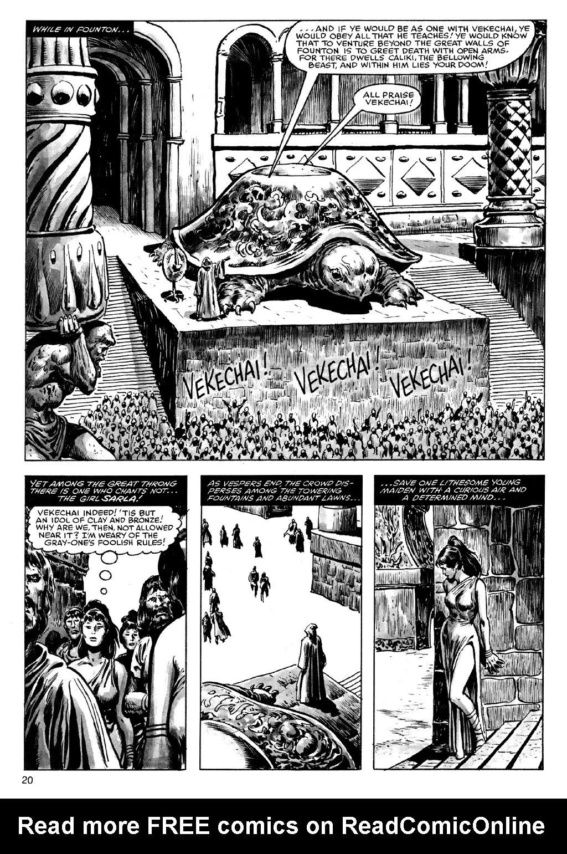 Of Conan  #164 - English 20