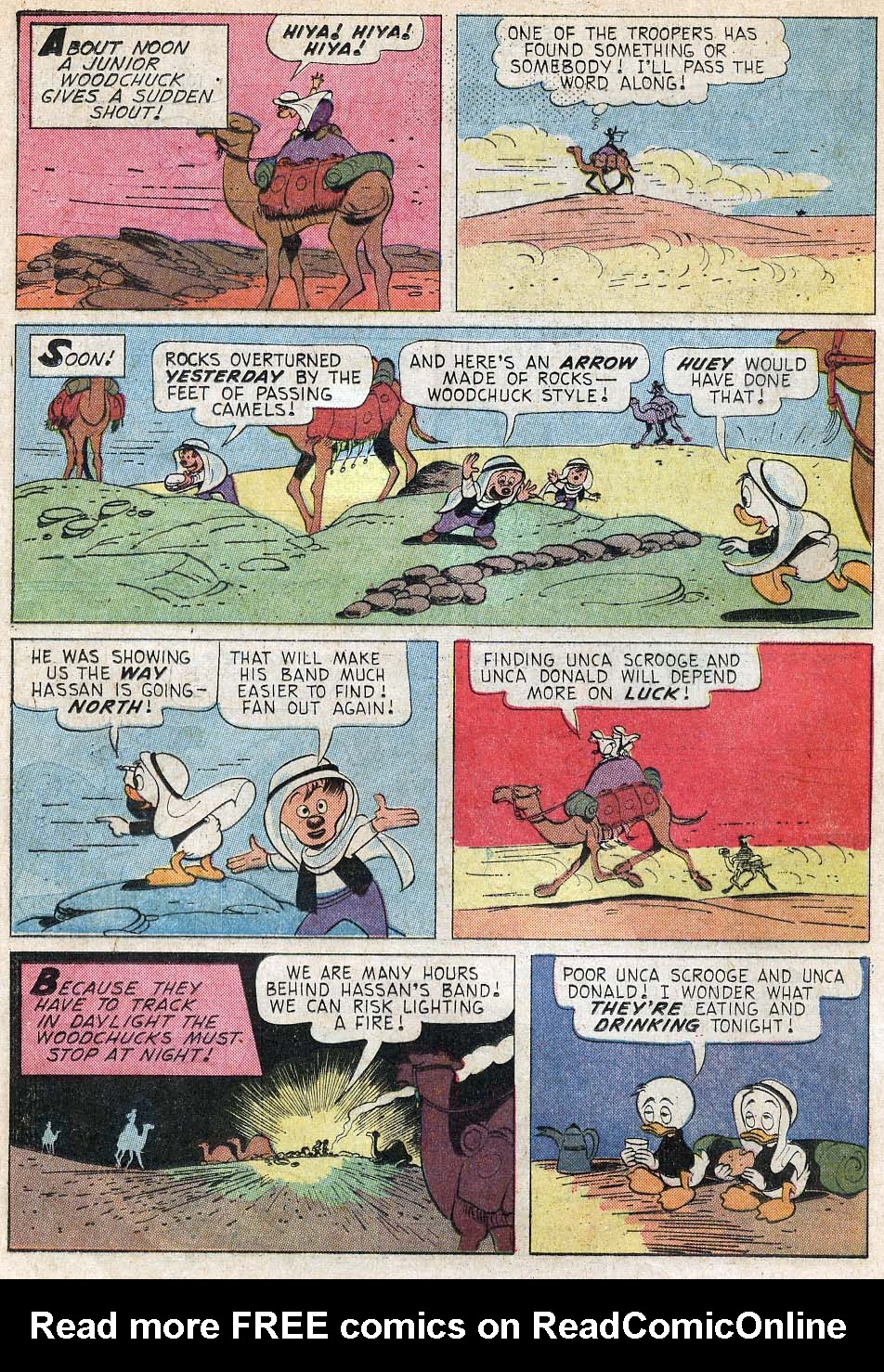 Uncle Scrooge (1953) Issue #55 #55 - English 20