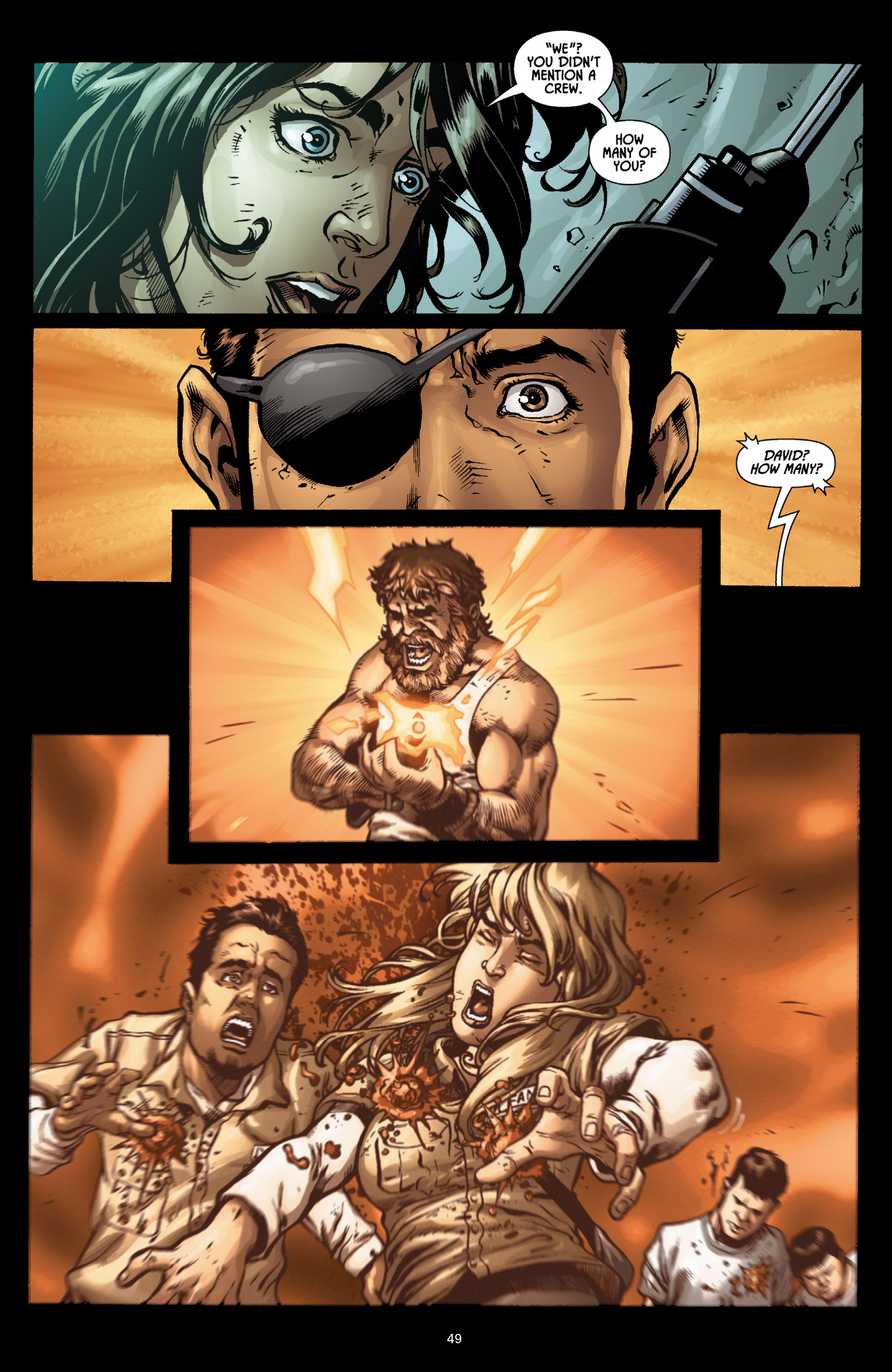 Aliens (2009) TPB Page 44