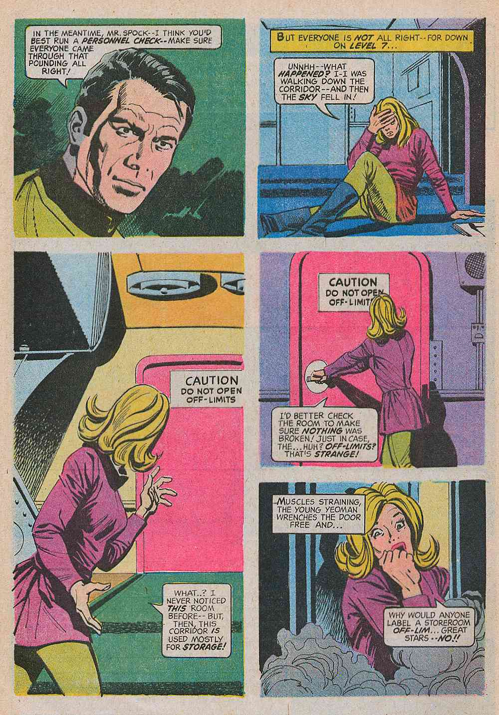 Star Trek (1967) Issue #11 #11 - English 6