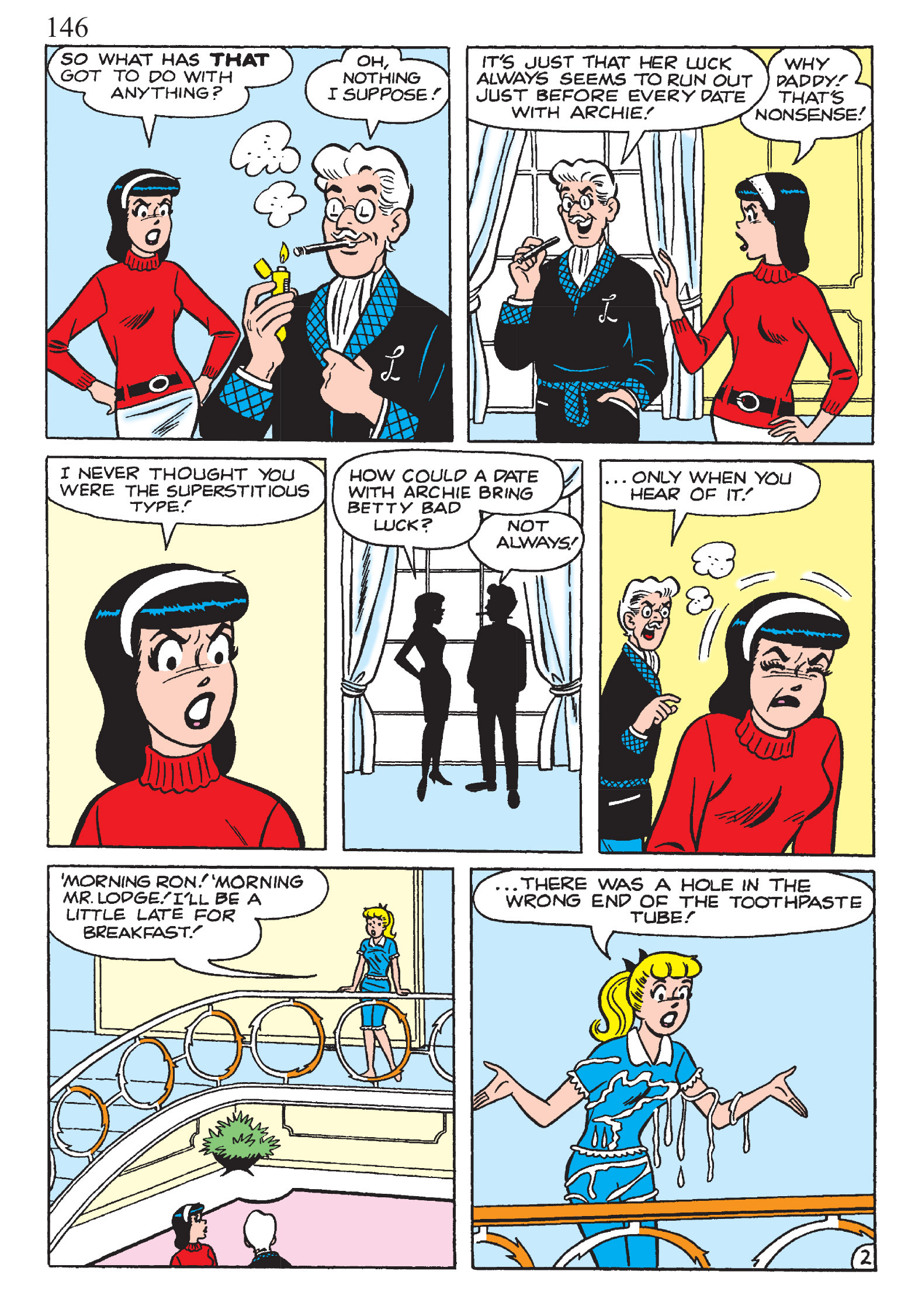 Read online The Best of Archie Comics comic -  Issue # TPB 1 (Part 1) - 143