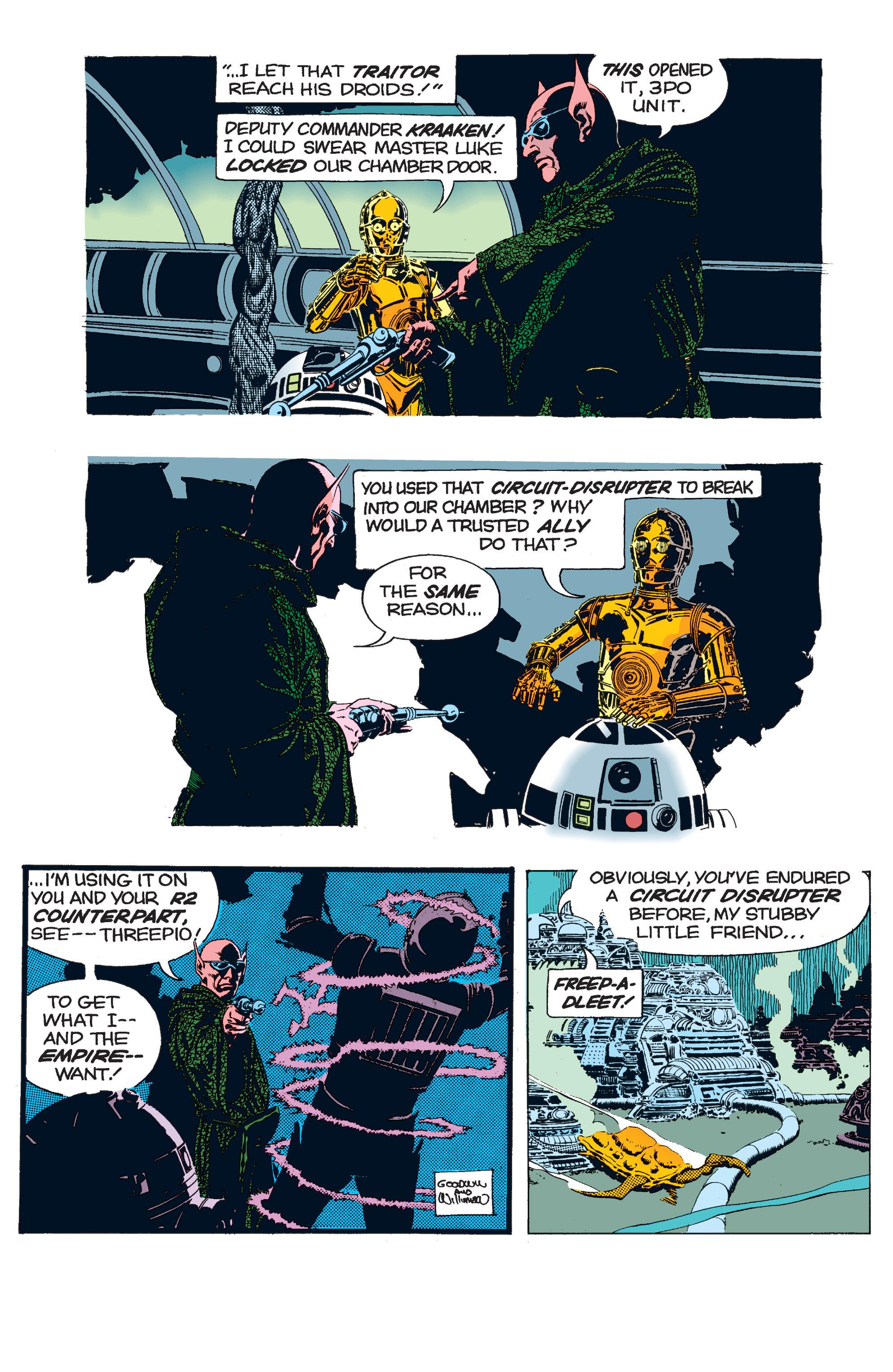 Classic Star Wars #8 #8 - English 11