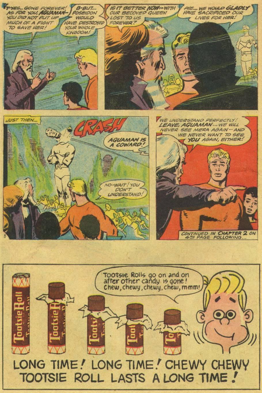 Aquaman (1962) Issue #17 #17 - English 10