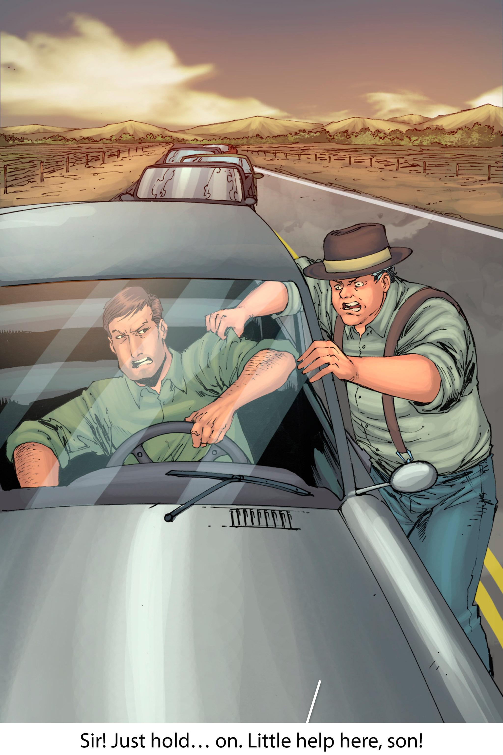 Read online Z-Men comic -  Issue #1 - 14