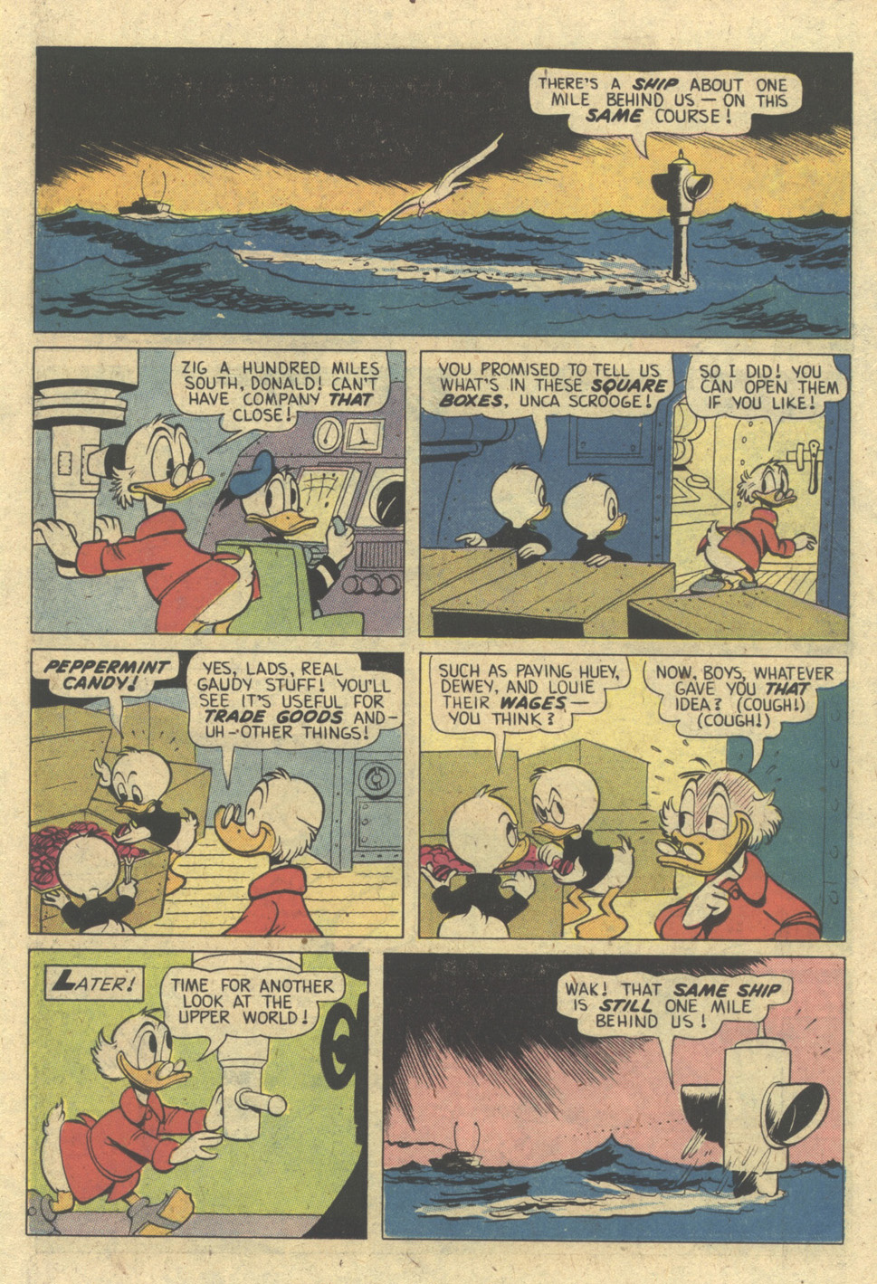 Uncle Scrooge (1953) Issue #174 #174 - English 11