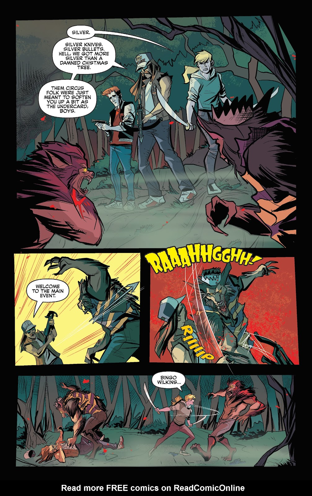 Jughead The Hunger Issue #3 #4 - English 16