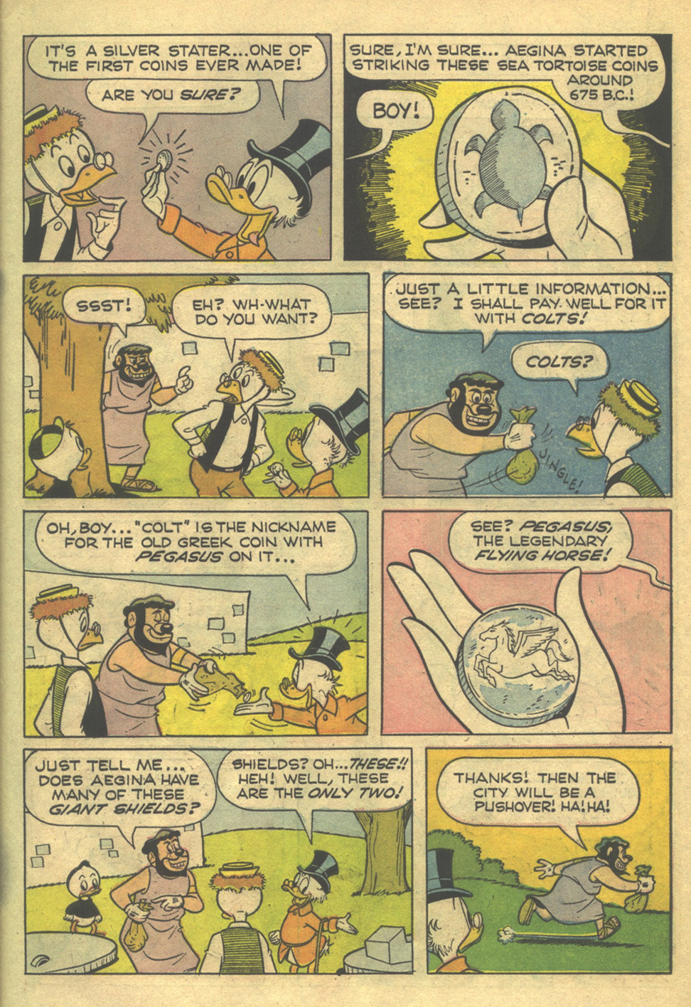 Uncle Scrooge (1953) Issue #75 #75 - English 7
