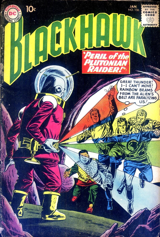 Blackhawk (1957) 156 Page 1