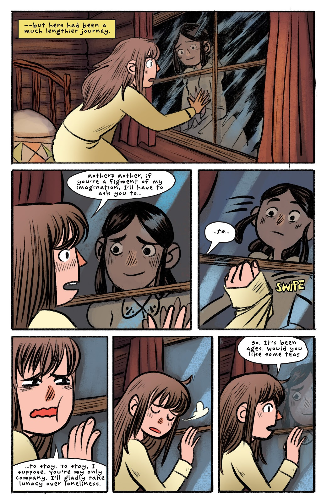Over the Garden Wall (2016) Issue #3 #3 - English 15