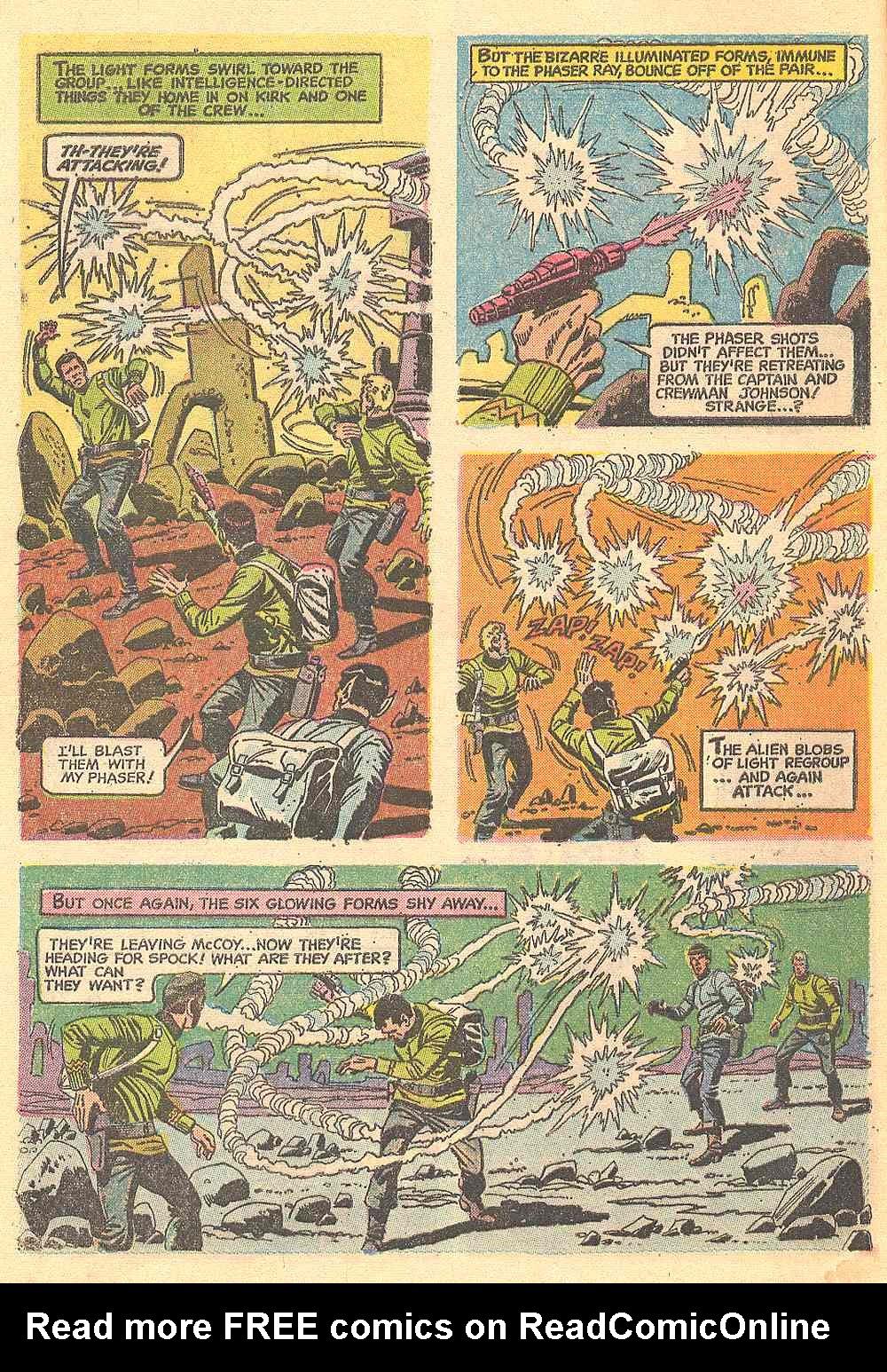 Star Trek (1967) Issue #4 #4 - English 7