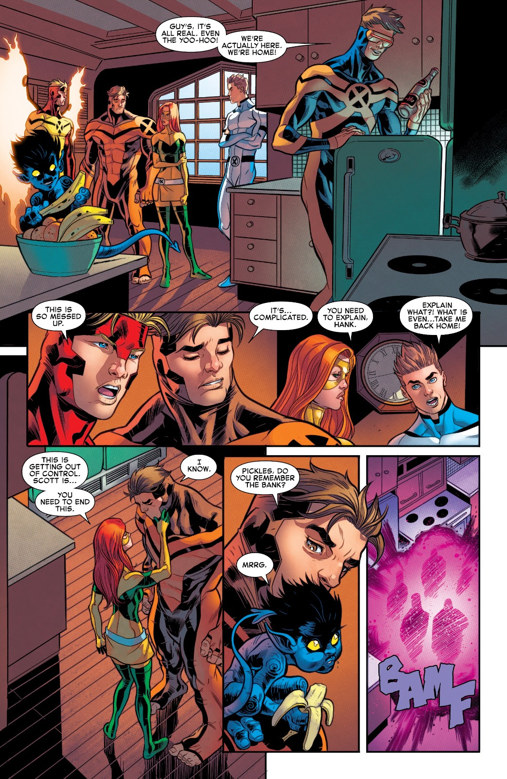 All-New X-Men (2016) Issue #19 #21 - English 13