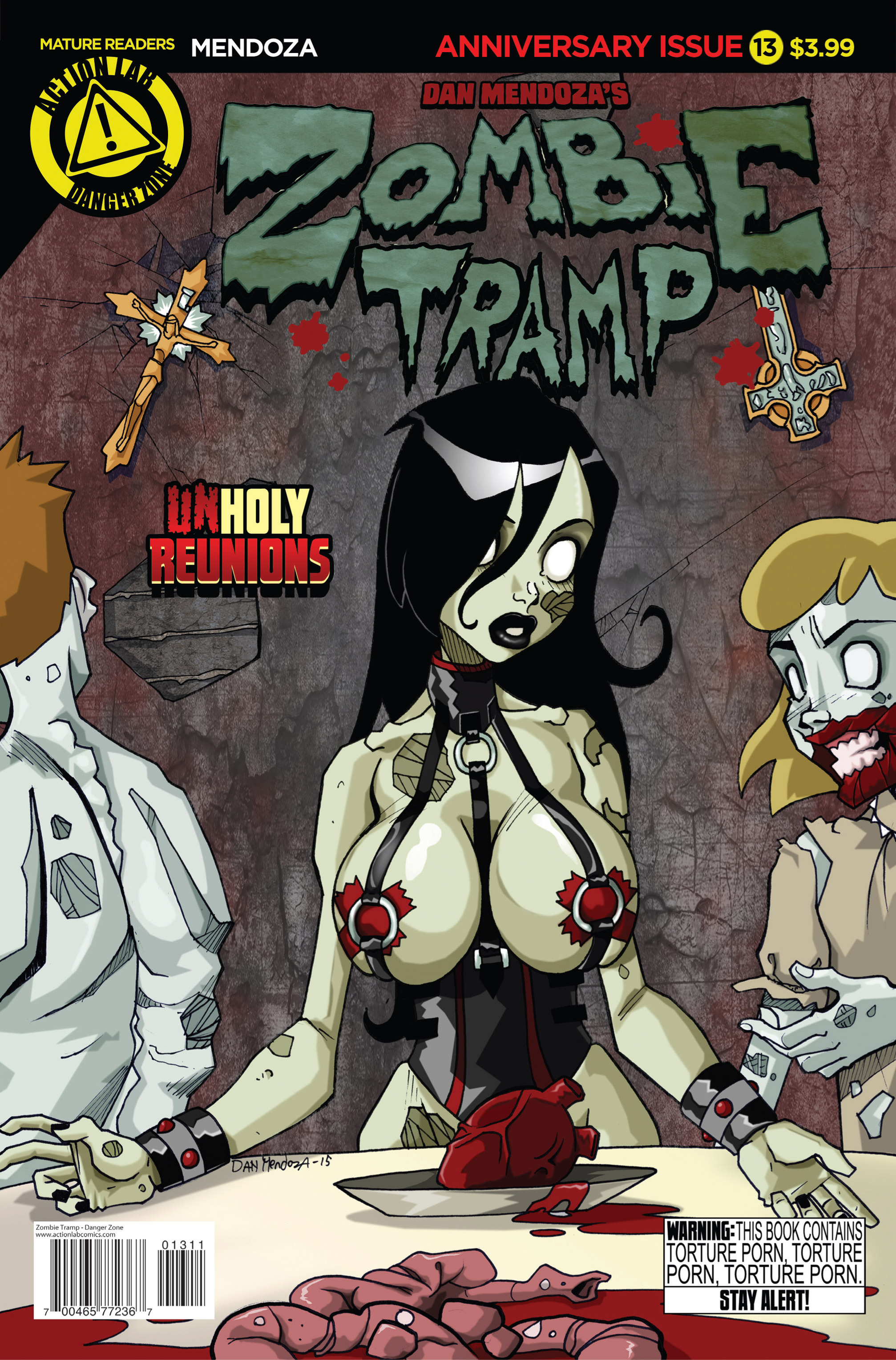 Zombie Tramp (2014) 13 Page 1