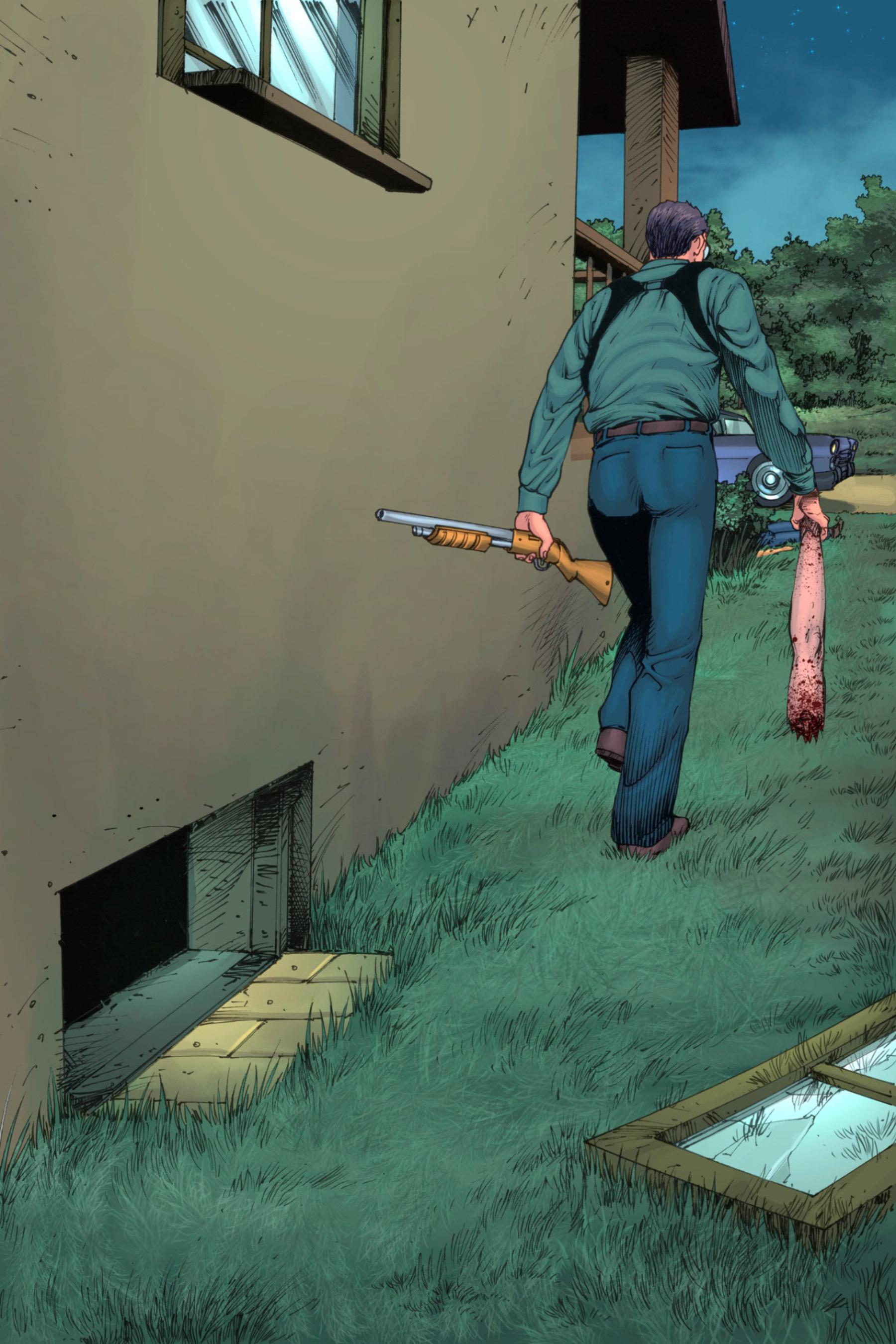 Read online Z-Men comic -  Issue #3 - 130