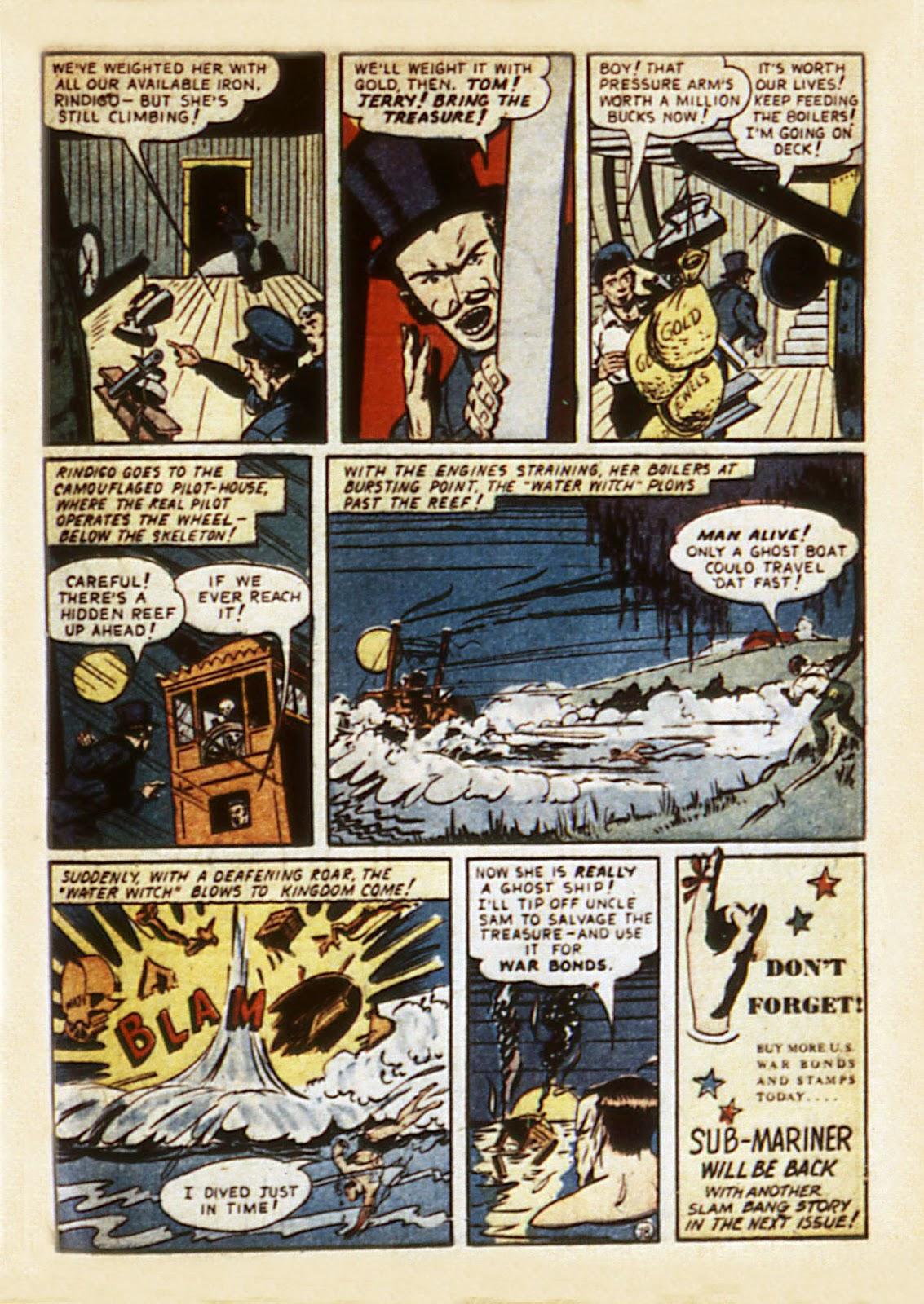 Sub-Mariner Comics Issue #7 #7 - English 63