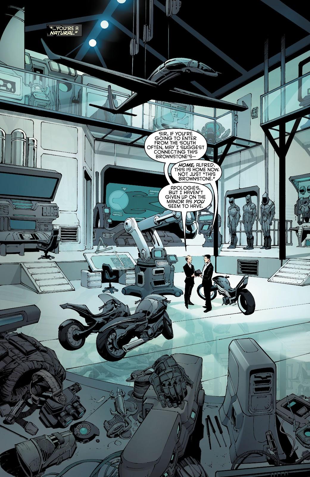 Batman (2011) Issue #0 #15 - English 13