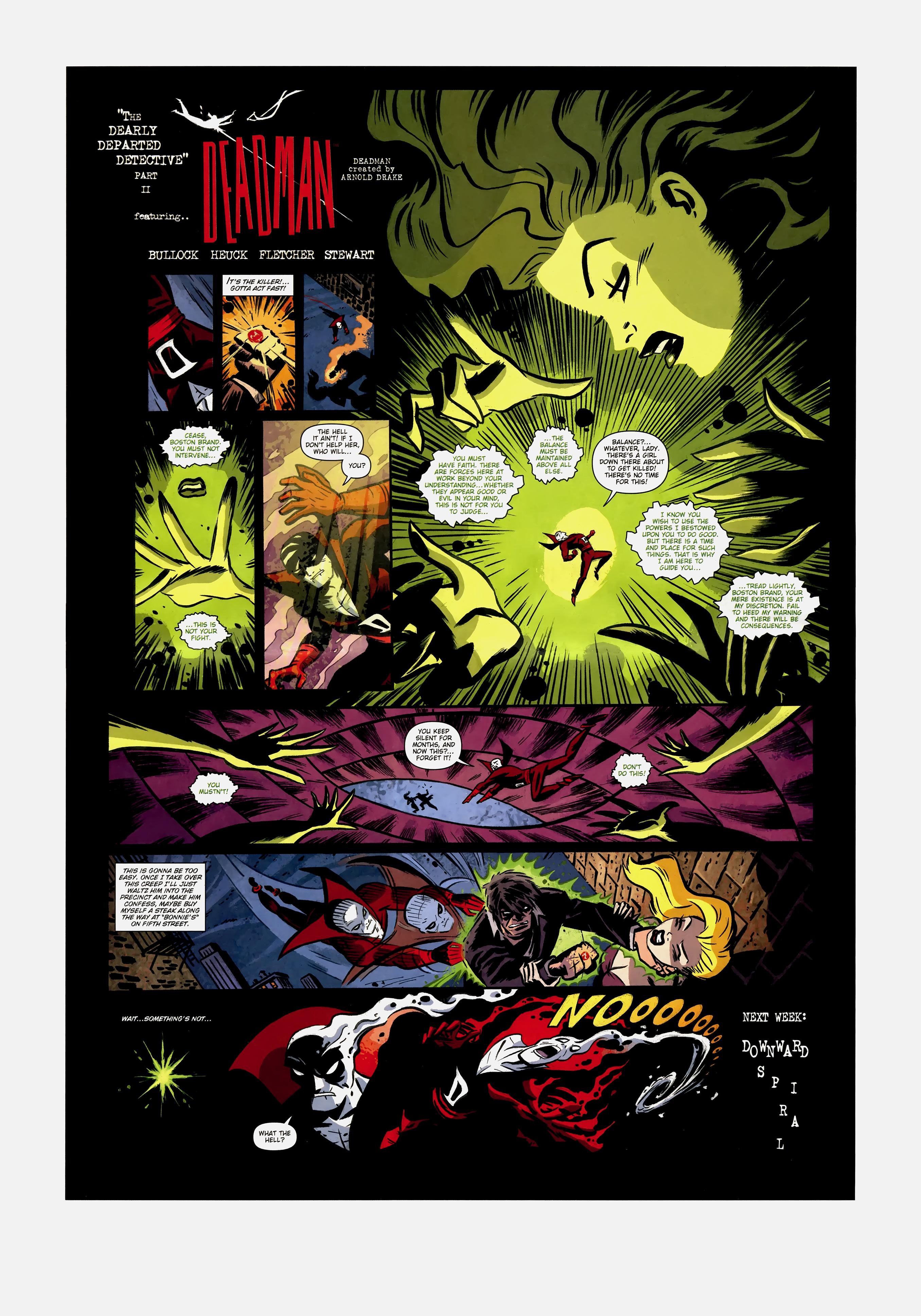 Read online Wednesday Comics comic -  Issue #2 - 5
