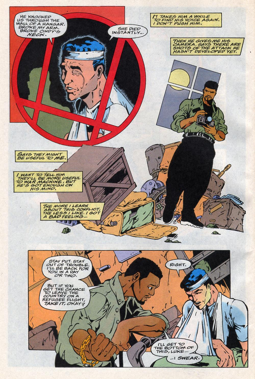 Force Works Issue #12 #12 - English 31