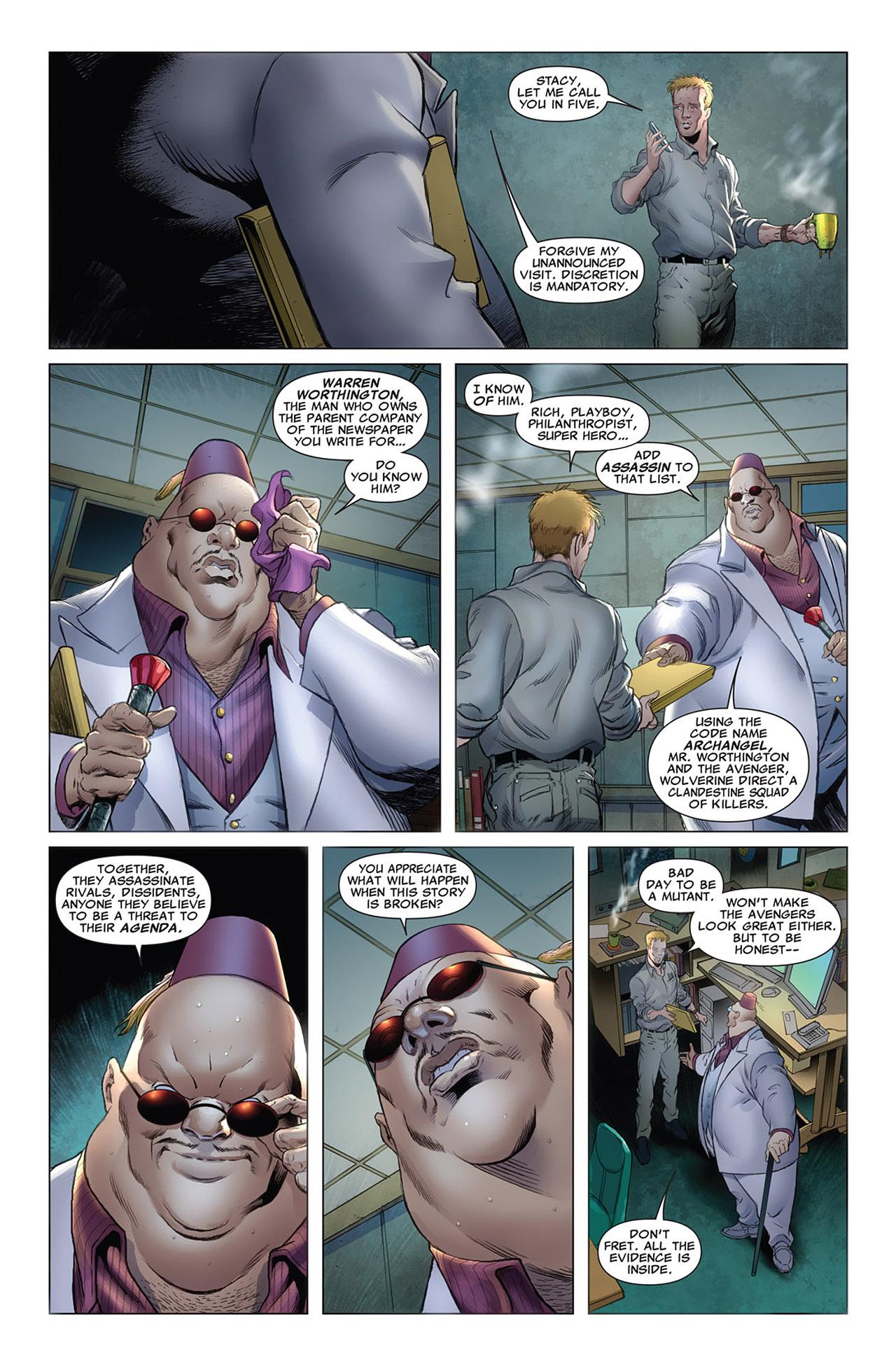 Uncanny X-Force (2010) #10 #27 - English 4