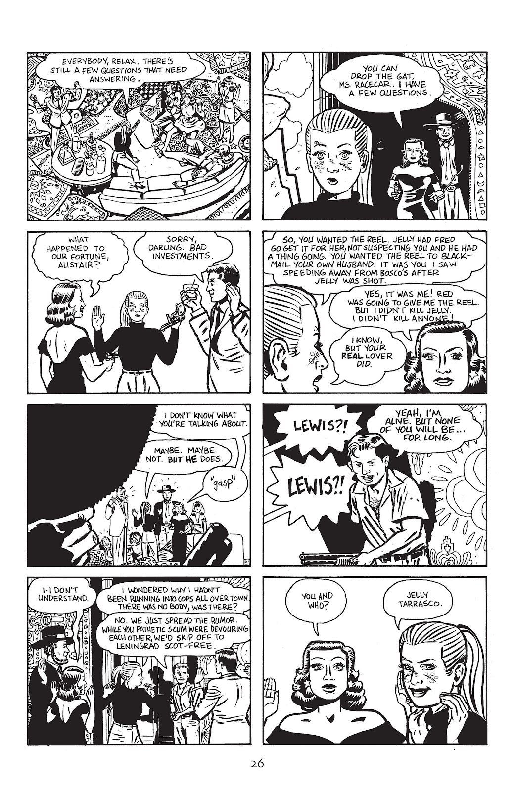 Stray Bullets Issue #18 #18 - English 28