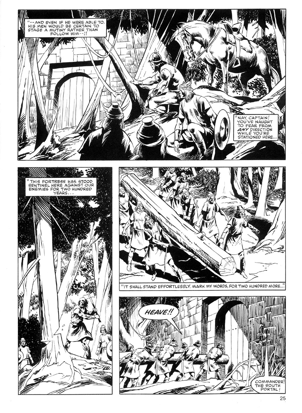 The Savage Sword Of Conan Issue #91 #92 - English 24